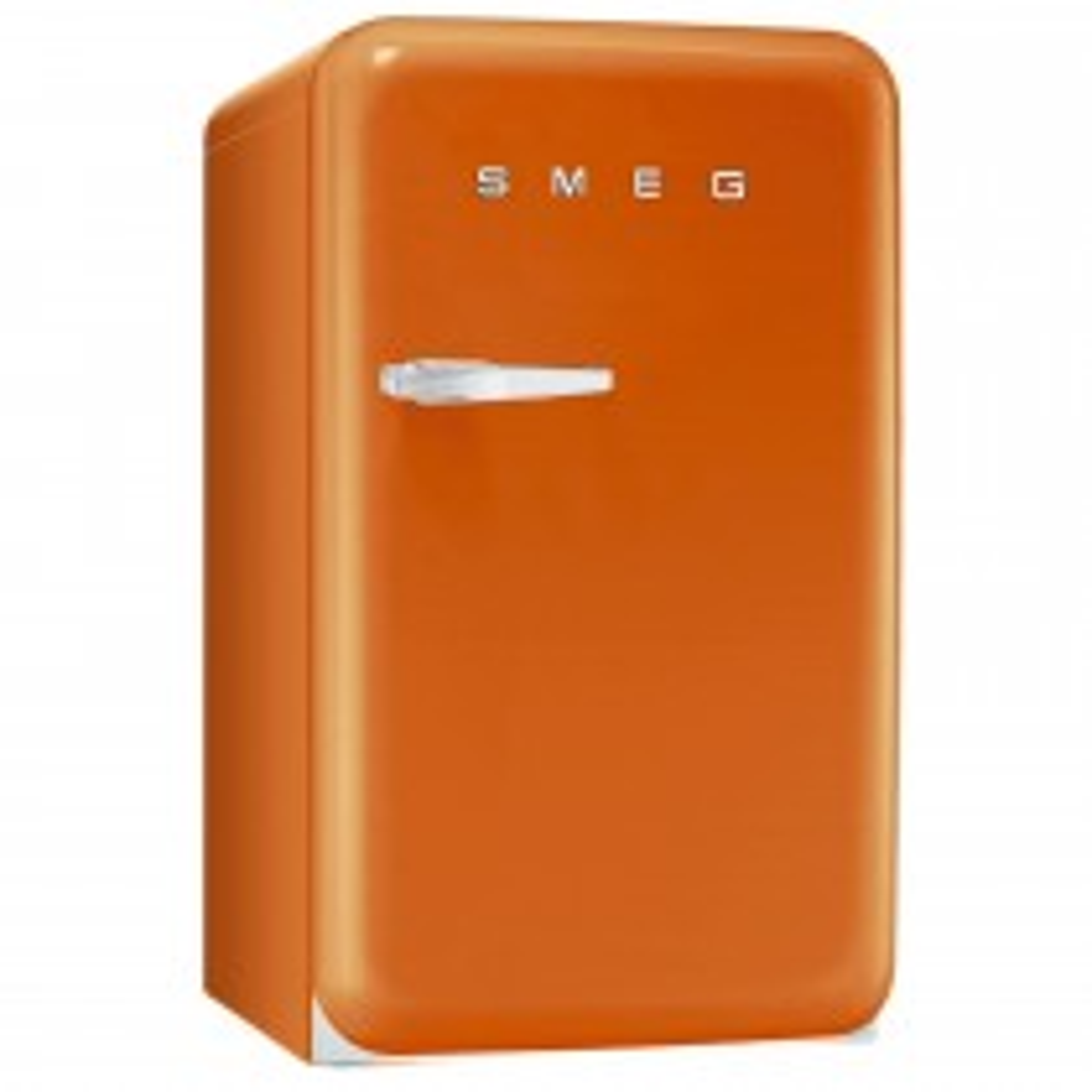 Smeg FAB10RO Fressstanding Fridge, Orange