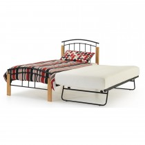 Casa Tetras Beech Single Guest Bed