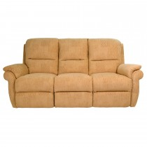 Casa Hereford 3 Seater Manual Recliner Sofa