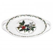 Portmeirion The Holly and Ivy Platter