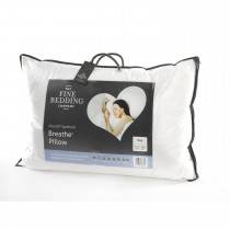 Fine Bed Company Breathe Single, White