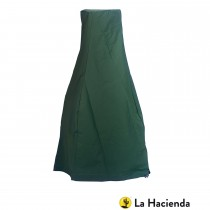 La Hacienda Chimenea Cover Large , Green