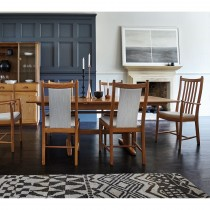 Ercol Windsor Table & 6 Chairs Set