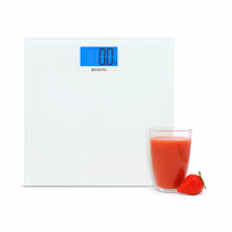 Brabantia White Digital Bathroom Scales