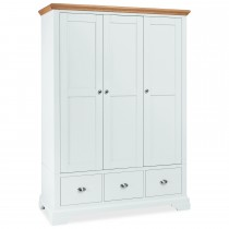 Casa Hampstead Triple Wardrobe