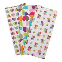 Beau & Elliot Tea Towels X3 Assorted, Asstd