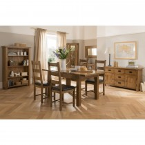 Casa Bordeaux Med Table & 4 Chairs