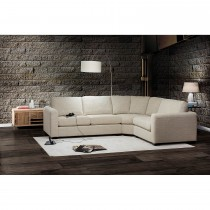 Casa Chicago Corner Fabric Sofa
