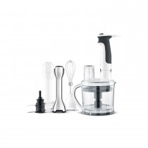 Sage by Heston Blumenthal Control Grip Hand Blender, Silver