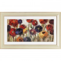 Complete Colour Asters & Mum New Mould Print