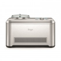 Sage by Heston Blumenthal Smart Scoop Ice Cream Maker, Silver