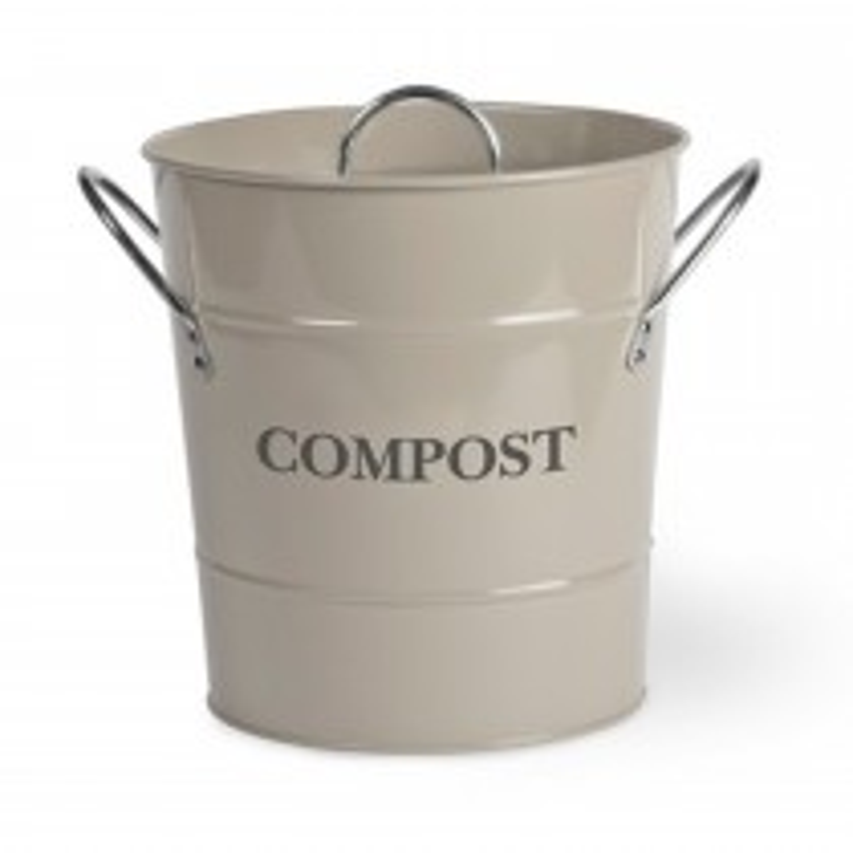 Garden Trading Compost Bucket, Clay