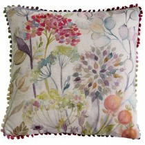 Voyage Maison Hedgerow Square Cushion, Linen