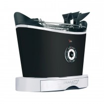 Bugatti Electric Toaster, Black