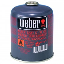 Weber Weber Disposable Gas Canister, Black