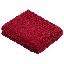 Vossen Vienna Super Soft Bathsheet, Ruby