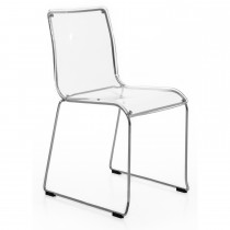 Casa Eyre Chair - Clear D Chair, Clear