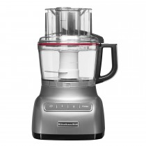 KitchenAid 2.1l Food Processor, Contour Silver
