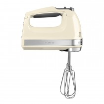KitchenAid 9 Speed Hand Mixer, Almond Cream