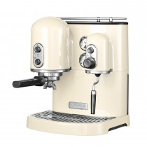 Kitchen Aid Espresso Machine, Almond Cream
