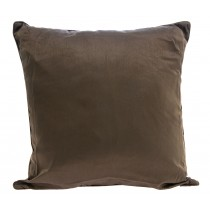 Kanzas Cushion, Chocolate