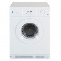 White Knight Tumble Dryer Vented, White