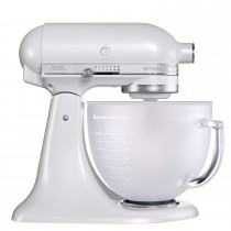 Kitchenaid 4.8l Artisan Food Mixer, Frosted Pearl