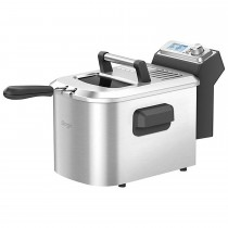 Sage Heston Blumenthal Smart Fryer, Silver