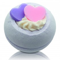 Bomb Cosmetics Two Hearts, Purple