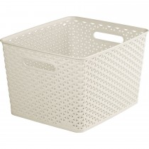 Curver My Style 18 Litre Storage Basket