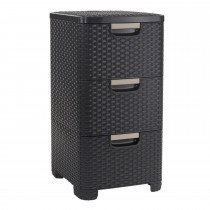 Curver Style 3 Drawer Tower