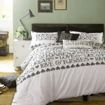 Emma Bridgewater Black Toast Single Duvet, Multi