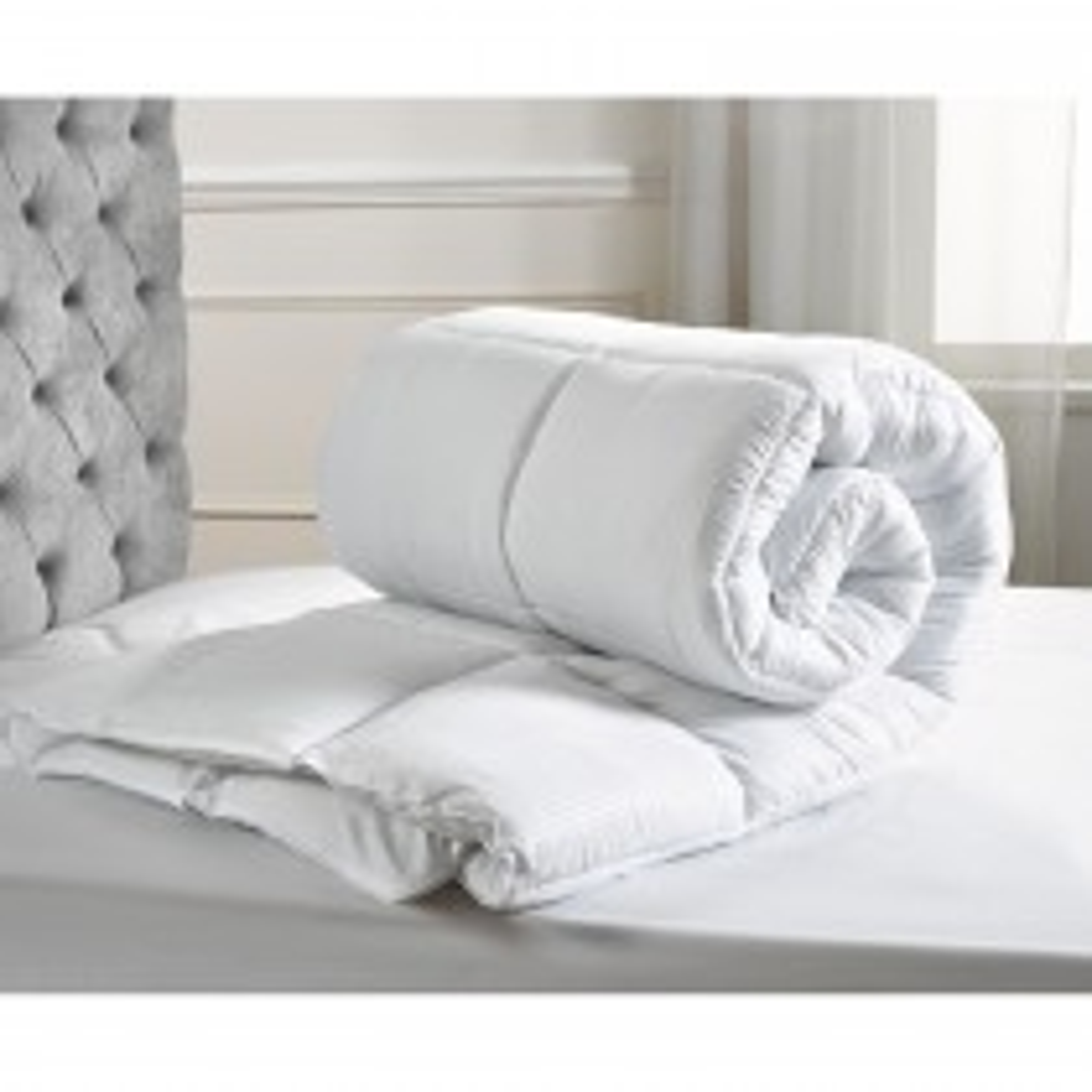 Rectella Luxury Duvet 13.5 Tog Single, White