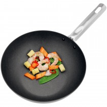 Horwood Stellar Non Stick Wok, Black