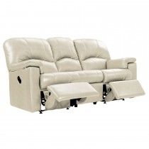 G Plan Upholstery Chloe 3 Seater Rec Sofa Dbl 3 Seat