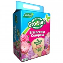 Westland 50L Gro-Sure Ericaceous 4 Month Feed Compost