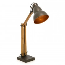 Casa Pixar Table Lamp, Grey