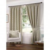 Gordon John Laurel Curtain Blue 168x229, Blue