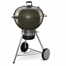 Weber 57cm Master Touch Charcoal Barbecue, Slate