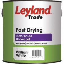 Leyland 75ml Fast Drying Undercoat White Paint