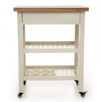 Yorkshire Kitchen Trolley, Cream