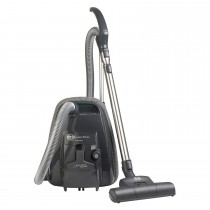 Sebo 91667 Bagged Cylinder Vacuum Cleaner, Grey