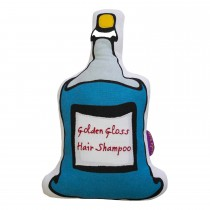 Roald Dahl 3d Shampoo Bottle Blue Cushion, Multi