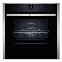 Neff B57cr22n0b Pyrolytic Oven, Stainless Steel