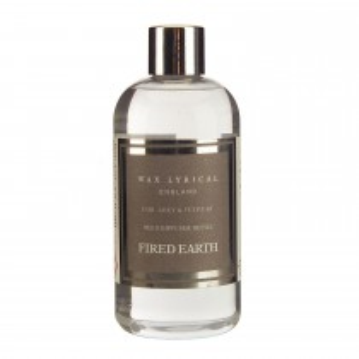 Fired Earth Refill 250ml Earl Grey & Vetivert, Grey