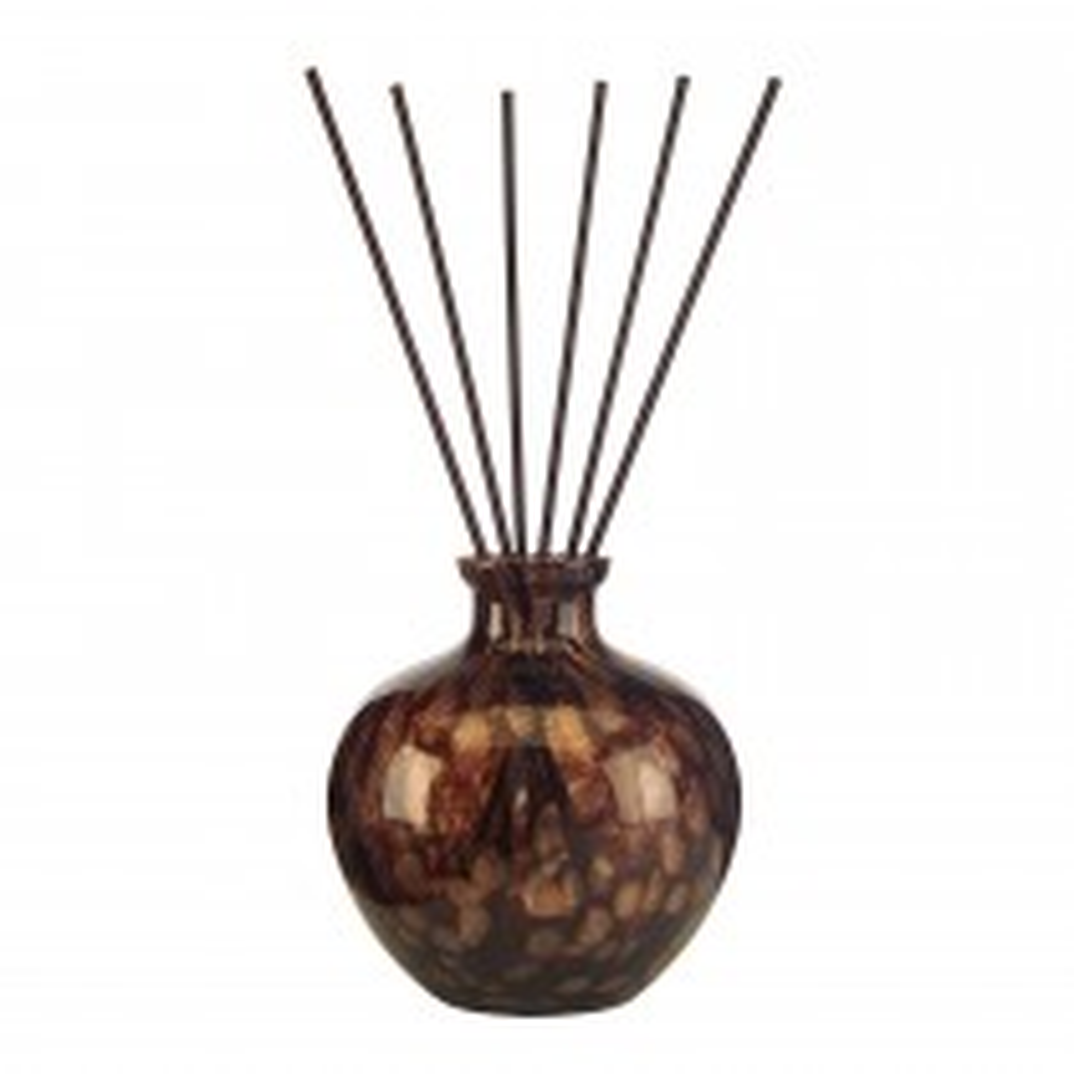 Wax Lyrical Vase Burnished Copper, Brown