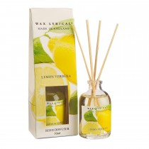 Made In England Reed Diffuser 50ml Lemon Verbena, Yellow