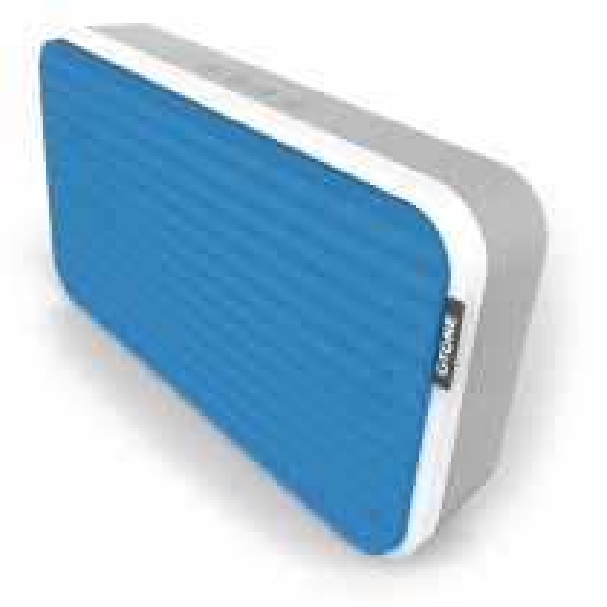 Otone Bluwall  Portable Bluetooth NFC Speaker, Blue
