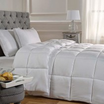 Rectella 5 Star Duvet King 4.5 Tog, White