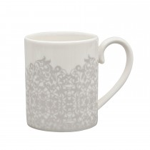 Monsoon Filigree Silver Can Mug